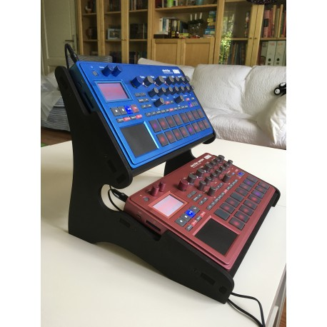Stand 2 Korg Electribe MDF